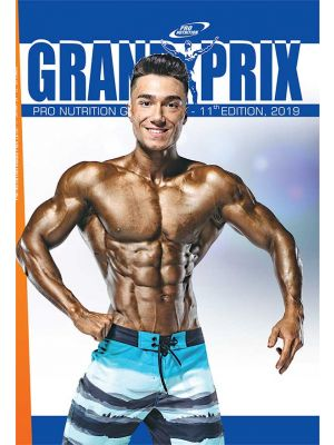 revista Pro Nutrition Grand Prix 2019