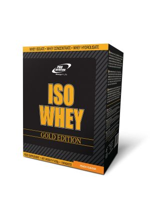 Iso Whey Gold Edition plicuri
