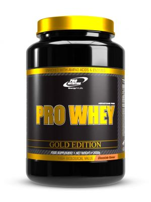 Pro whey - Gold edition
