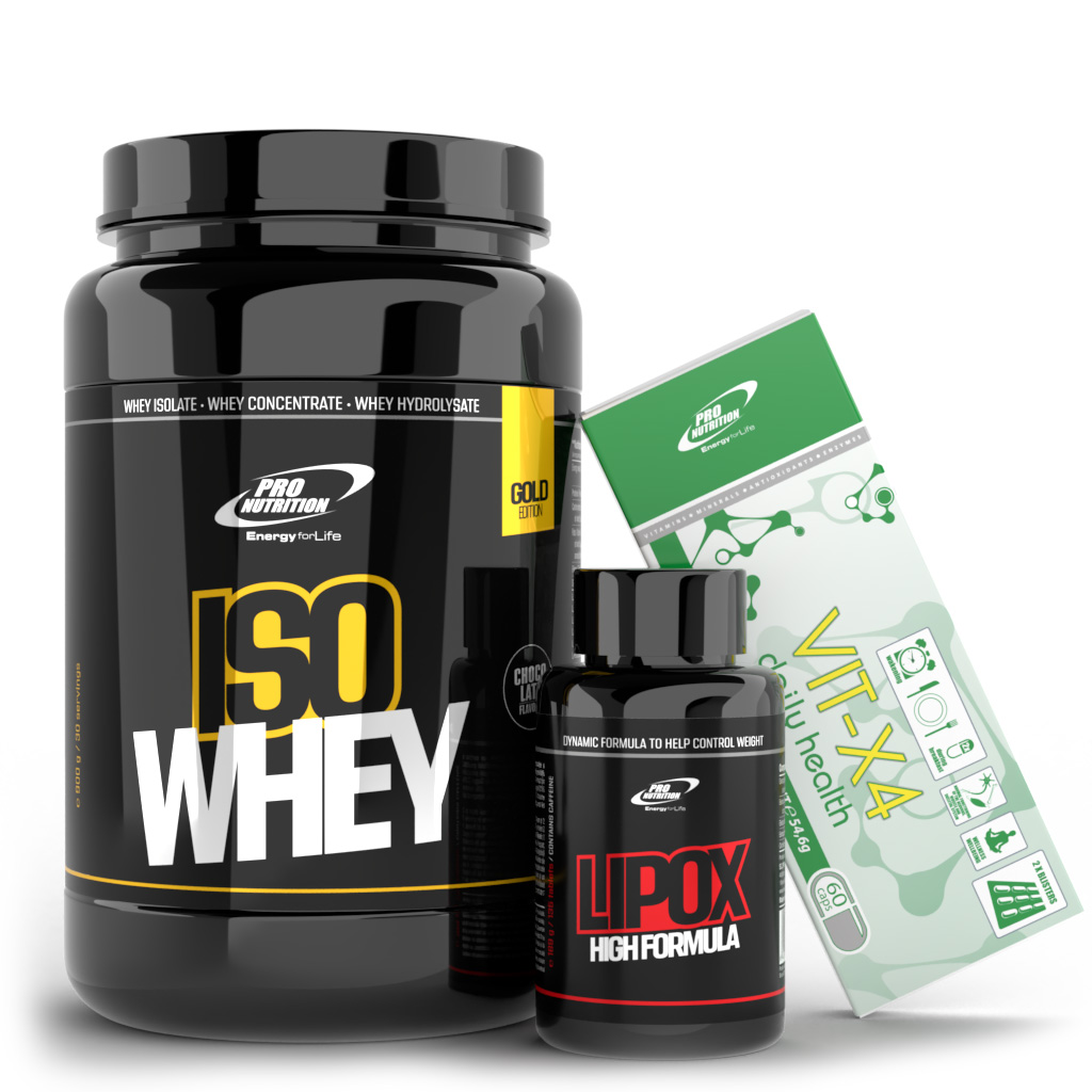 "Pronutrition ""Get Ripped"" Pack"