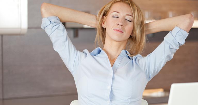 Combate stresul cu un pui de somn!