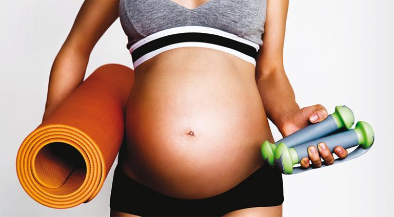 Ghidul tău fit pentru sarcină