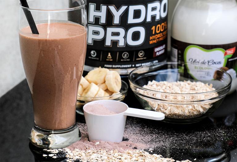 Mic dejun RAPID, SĂNĂTOS și DELICIOS cu Hydro Pro
