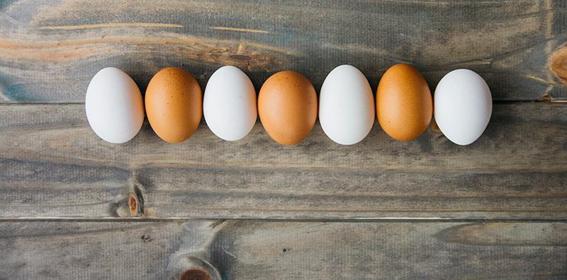 Include ouăle