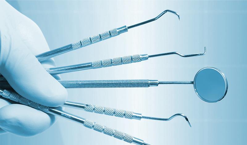 Dinţi curaţi =  Stare de sănătate bună