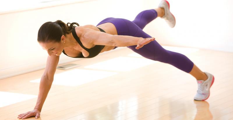 Îmbunătăţiţi-vă  Plank-ul