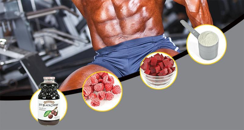 Shake esenţial pentru musculatură