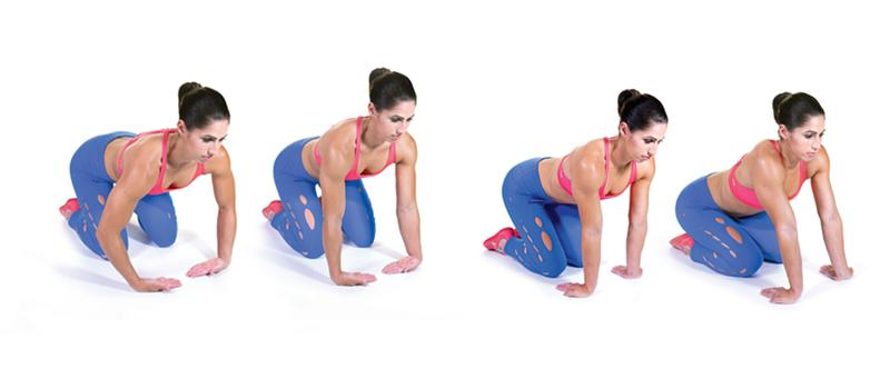 Exerciții pentru încheietura mâinii