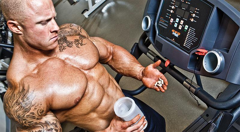 Calum Von Moger Talks About His Experience With Steroids
